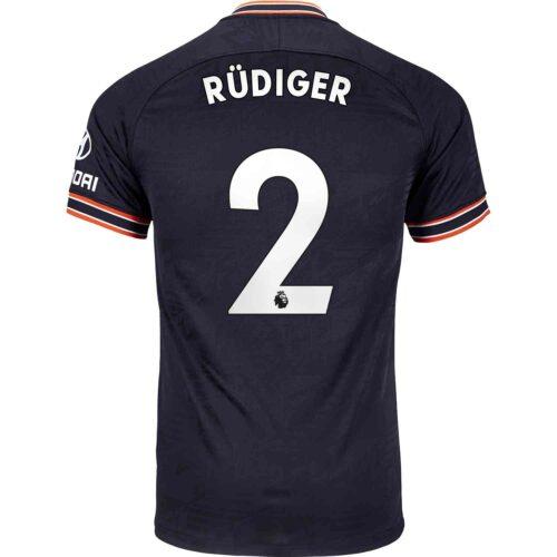 2019/20 Kids Nike Antonio Rudiger Chelsea 3rd Jersey