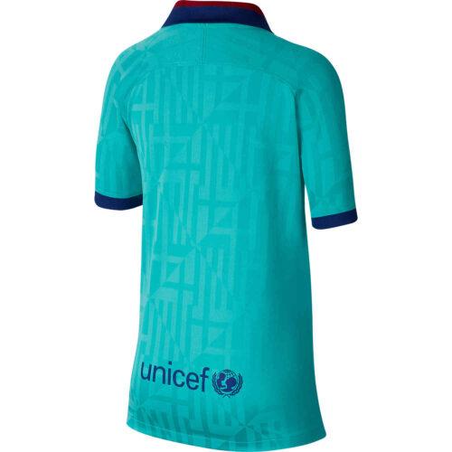 2019/20 Kids Nike Barcelona 3rd Jersey