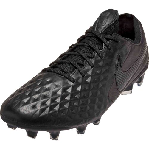 Nike Tiempo Legend 8 Elite FG – Kinetic Black