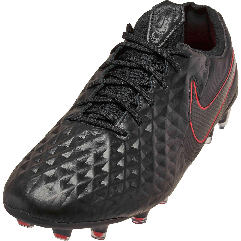 Nike Tiempo Legend 8 Elite FG - Black