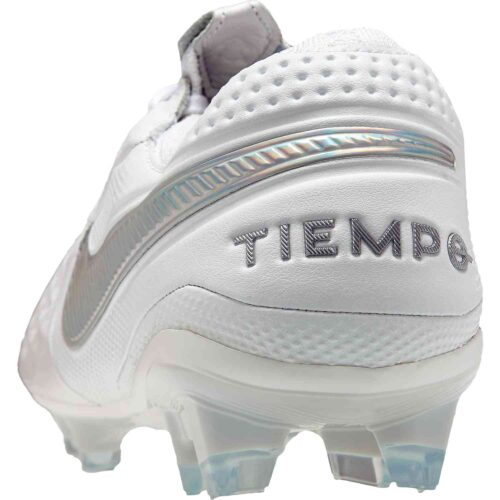Nike Tiempo Legend 8 Elite FG – Nouveau White