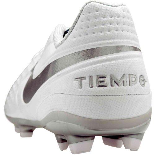 Kids Nike Tiempo Legend 8 Academy FG – Nouveau White