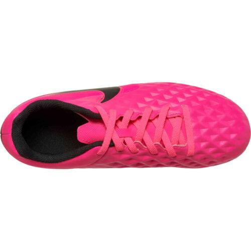 Kids Nike Tiempo Legend 8 Club FG – Pink Blast