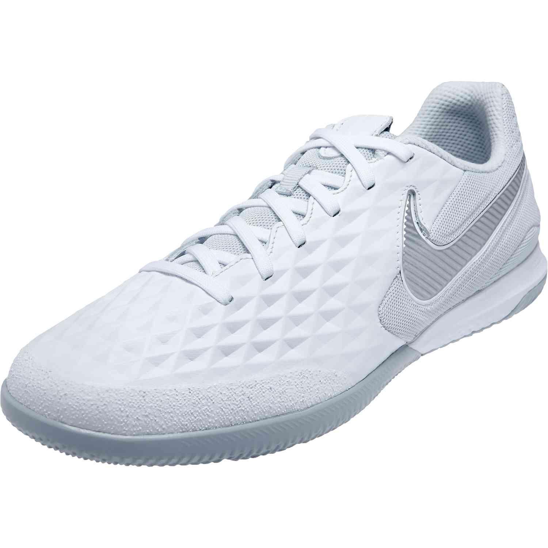 acheter populaire 48276 b56b5 Nike React Tiempo Legend 8 Pro IC – Nouveau White