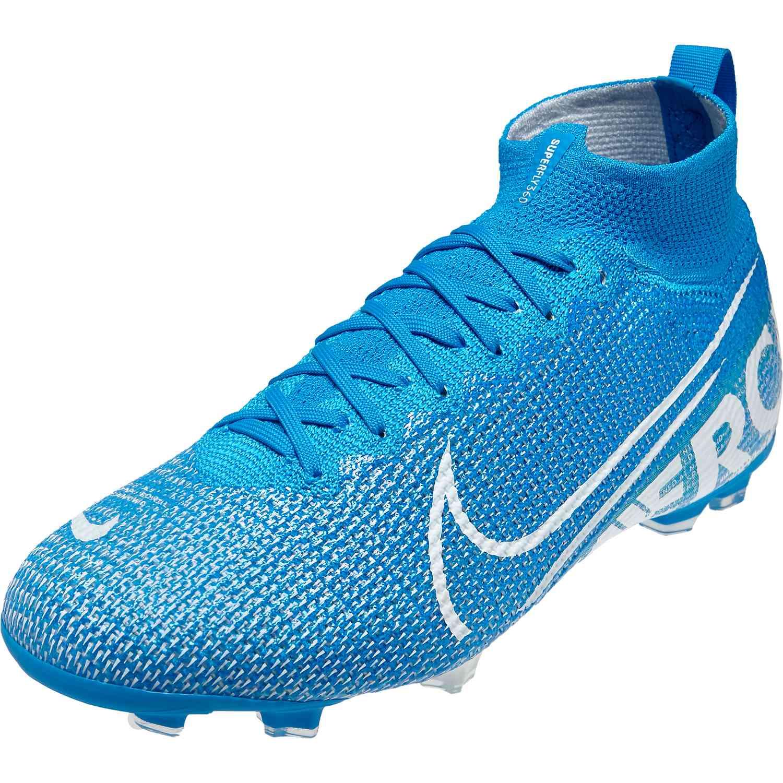 Kids Nike Mercurial Superfly 7 Elite FG New Lights SoccerPro