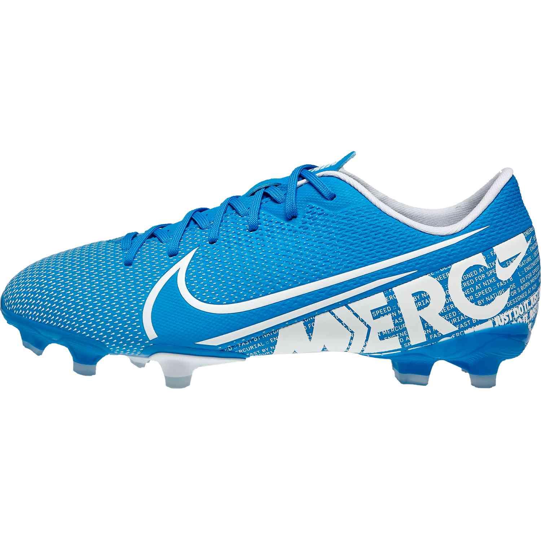 Soccer shoes Nike Mercurial Vapor XI Neymar FG colore Light