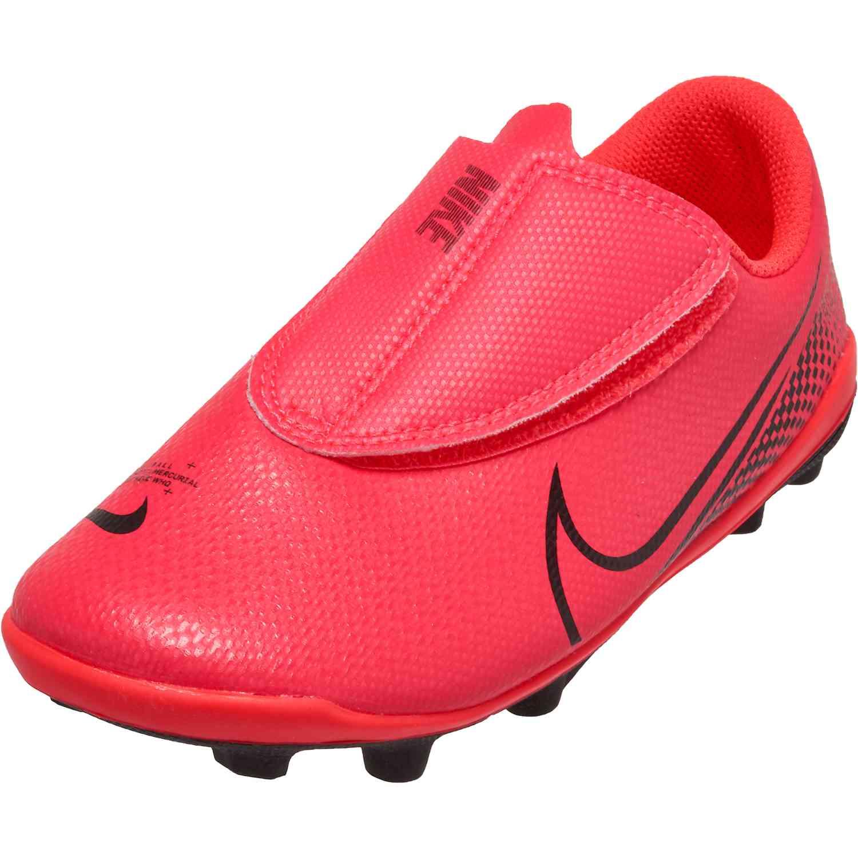 pecador Contribuir Ocupar  Kids Nike Velcro Mercurial Vapor 13 Club FG - Future Lab - SoccerPro