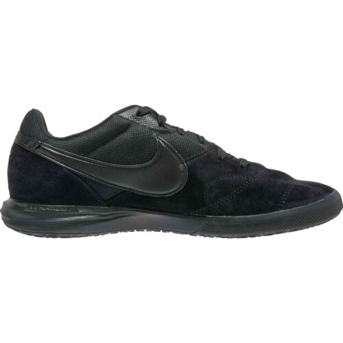 Nike Premier II Sala – Black/Black/Black