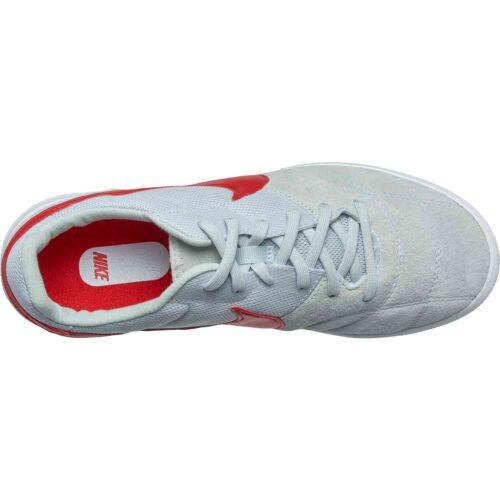 Nike Premier II Sala – Pure Platinum/University Red/White