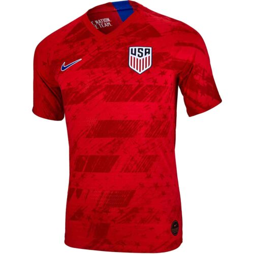 2019 Nike USMNT Away Match Jersey
