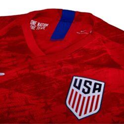 720392d8c 2019 Nike USMNT Away Match Jersey - SoccerPro