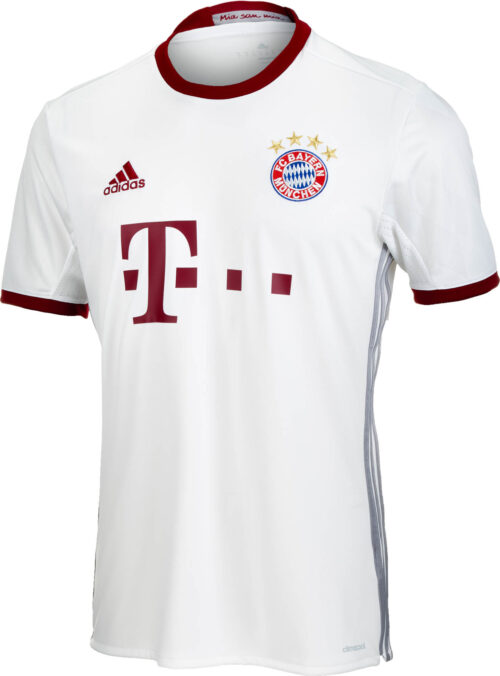 adidas Kids Bayern Munich 3rd Jersey 2016-17 NS