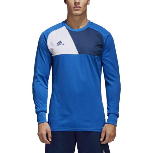 adidas Assita 17 L/S Goalkeeper Jersey – Blue/White