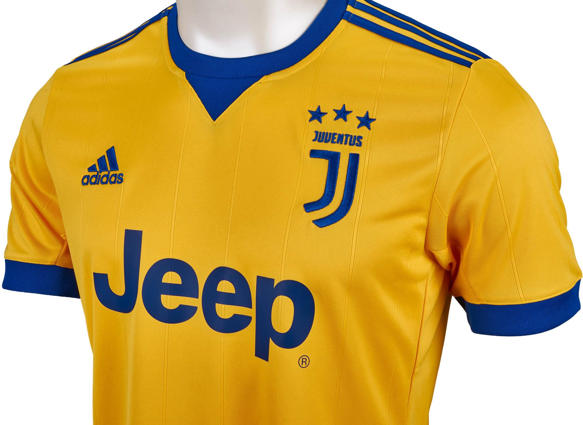 767c2d069 2017 18 adidas Kids Juventus Away Jersey- Youth Jerseys