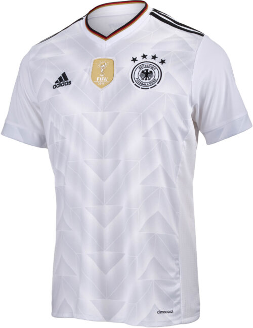 adidas Kids Germany Home Jersey 2017-18 NS