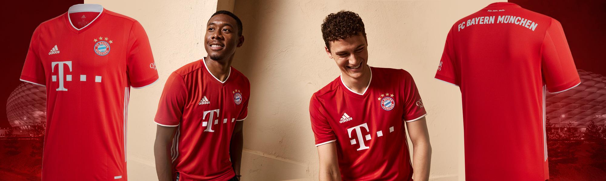 Fc Bayern Jersey Soccerpro