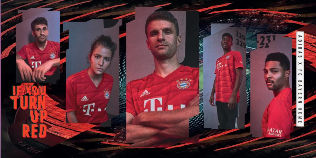 Bayern Munich Jerseys
