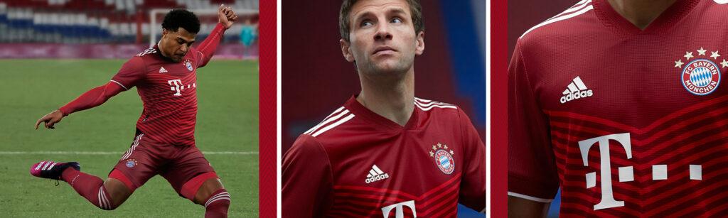 Bayern Munich header image banner