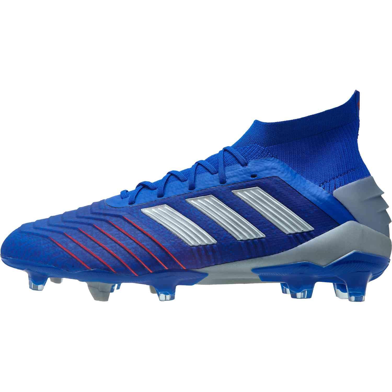 96630859b8fe4 adidas Predator 19.1 FG - Exhibit Pack - SoccerPro