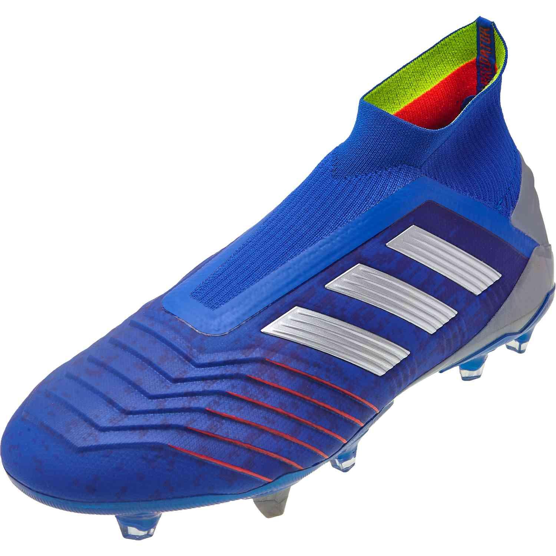 7d35ea0f1 adidas Predator 19+ FG - Exhibit Pack - SoccerPro