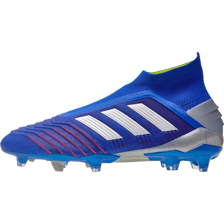 8e73006b874 adidas Predator 19+ FG - Exhibit Pack - SoccerPro