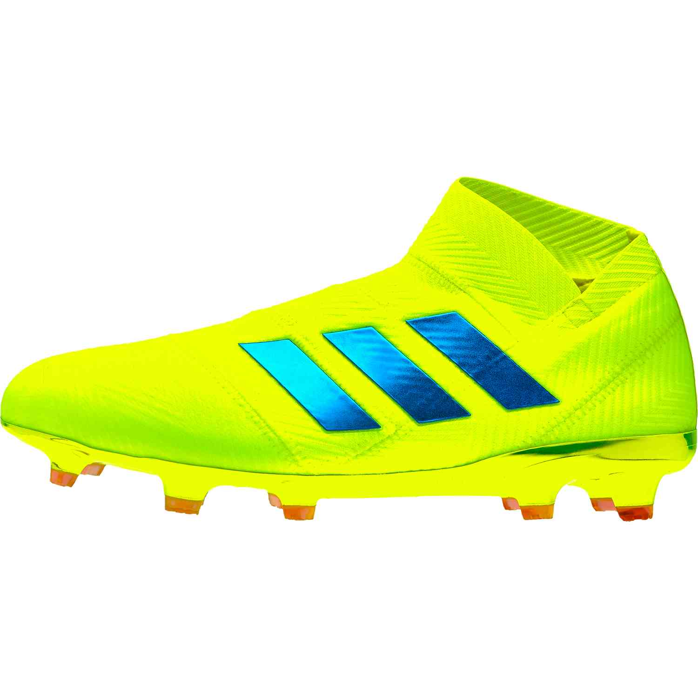 d86d4906a adidas NEMEZIZ 18+ FG - Exhibit Pack - SoccerPro