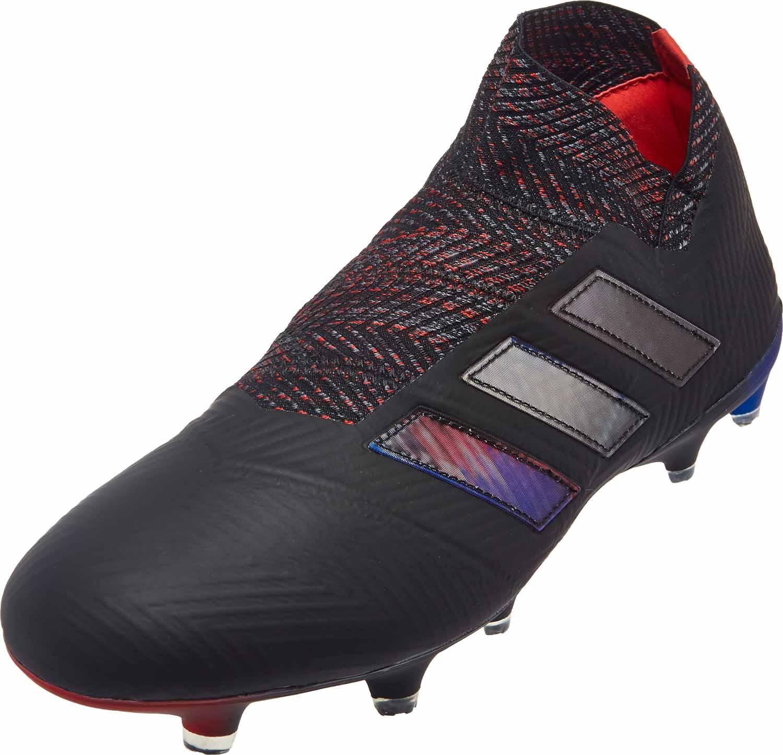 93ff00483d0f adidas NEMEZIZ 18+ FG - Archetic Pack - SoccerPro