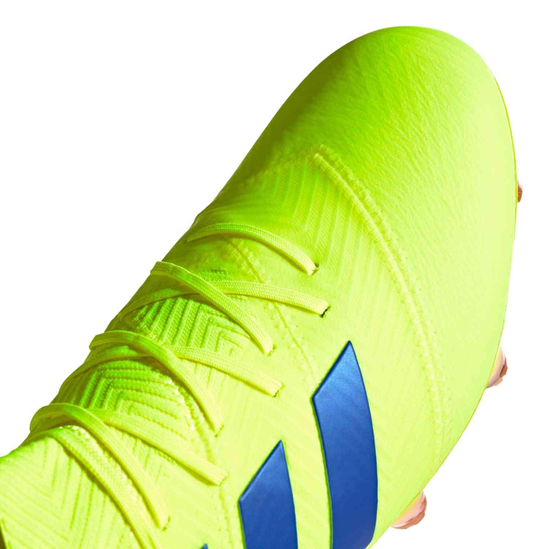 4583d498be3a adidas NEMEZIZ 18.1 FG - Exhibit Pack - SoccerPro