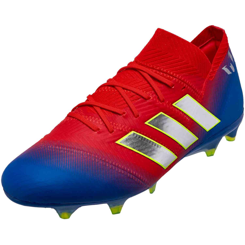 adidas Messi NEMEZIZ 18.1 FG - Initiator Pack - SoccerPro 81a61af2a