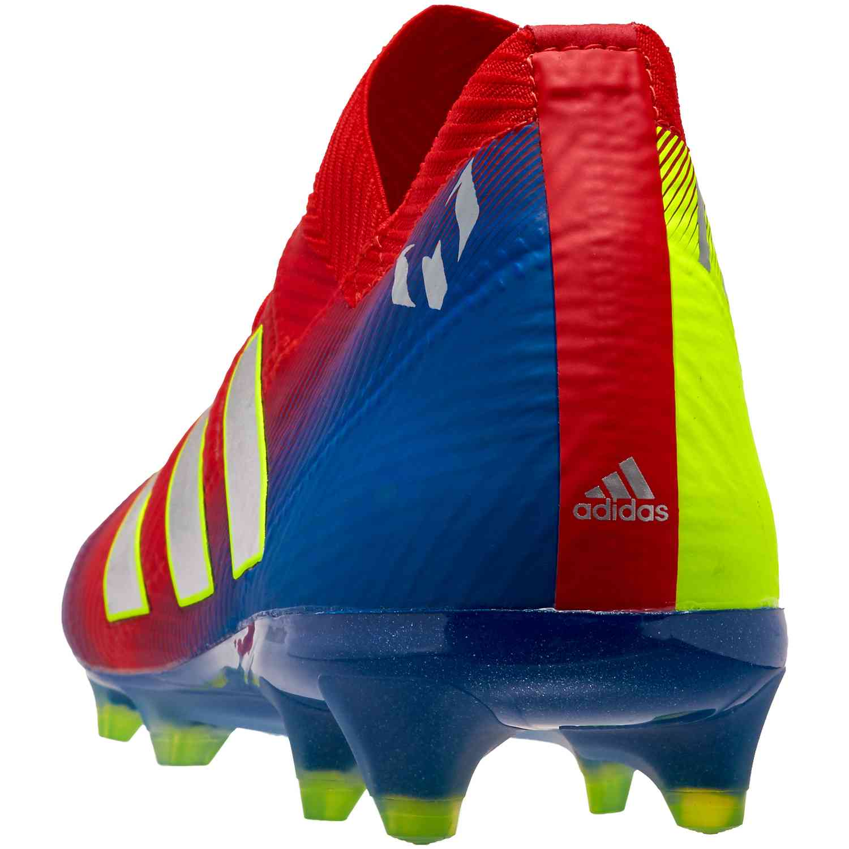 597b22dd258ea0 adidas Messi NEMEZIZ 18.1 FG - Initiator Pack - SoccerPro