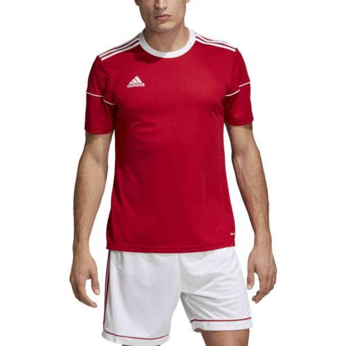 adidas Squadra 17 Jersey – Power Red