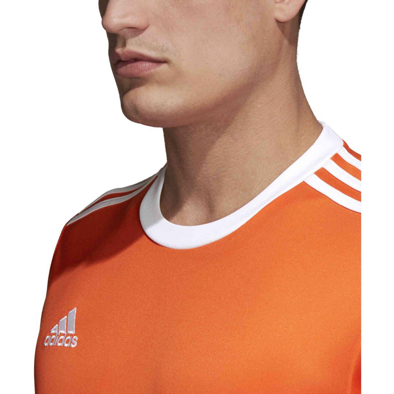 adidas Squadra 17 Jersey - Orange - SoccerPro