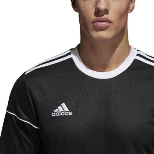 adidas Squadra 17 L/S Jersey – Black