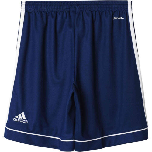 Kids adidas Squadra 17 Shorts – Dark Blue