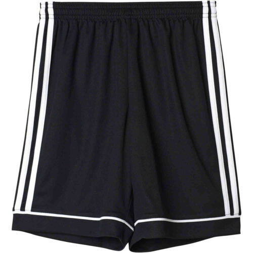 Kids adidas Squadra 17 Shorts – Black