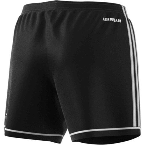 Womens adidas Squadra 17 Shorts – Black