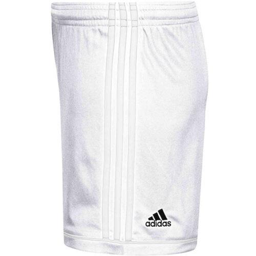 Womens adidas Squadra 17 Shorts – White