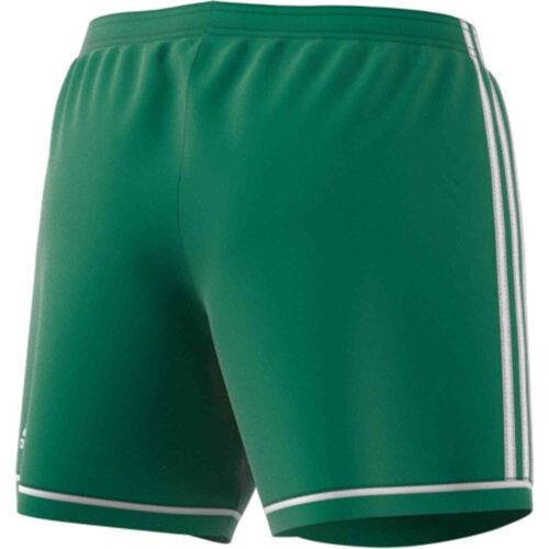 Womens adidas Squadra 17 Shorts – Bold Green