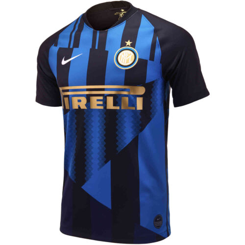 Nike What the Inter Milan Home Jersey – Black/Royal Blue/White