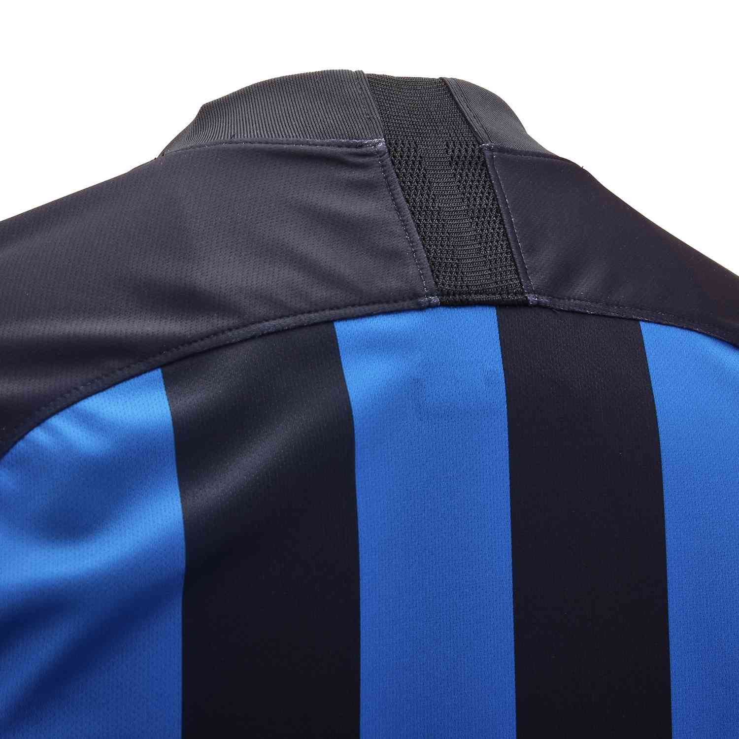 first rate 1c732 12972 Nike What the Inter Milan Home Jersey - Black/Royal Blue/White - SoccerPro