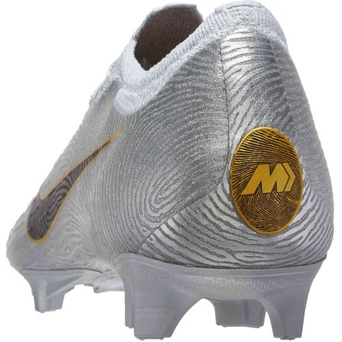 Nike Mercurial Vapor 12 Elite FG – SE – Pure Platinum/Black