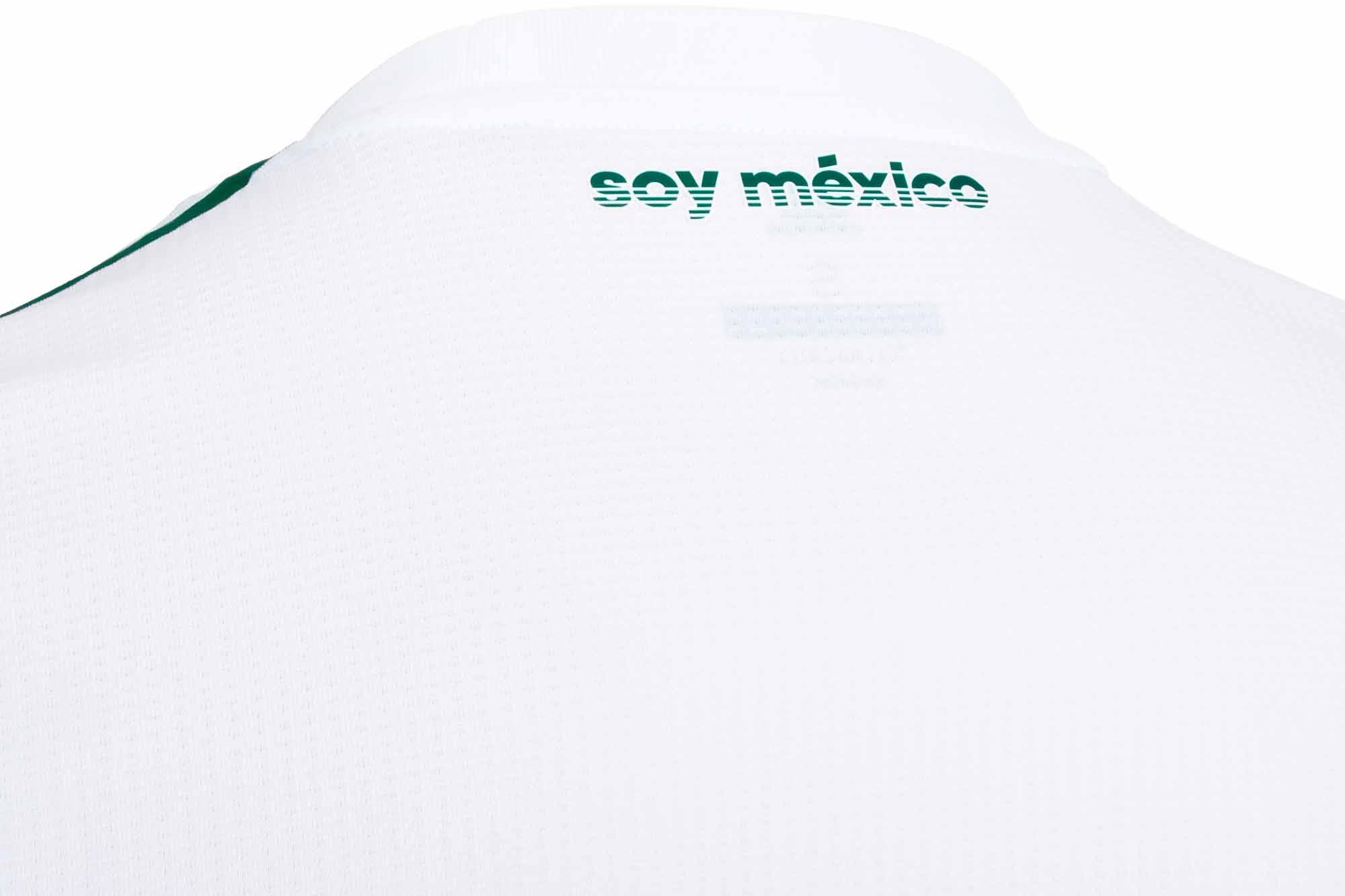208864d8f98 adidas Mexico Authentic Away Jersey 2018-19 - SoccerPro.com