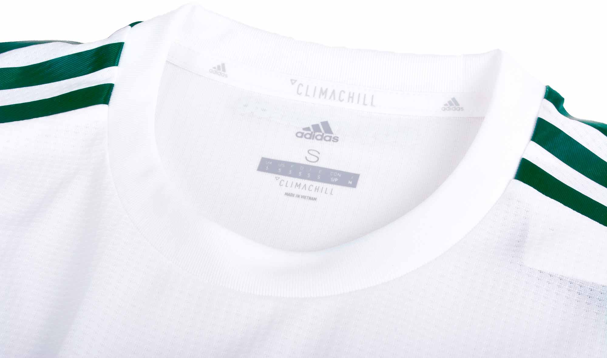 online store 66ca5 9e368 adidas Mexico Authentic Away Jersey 2018-19 - SoccerPro.com
