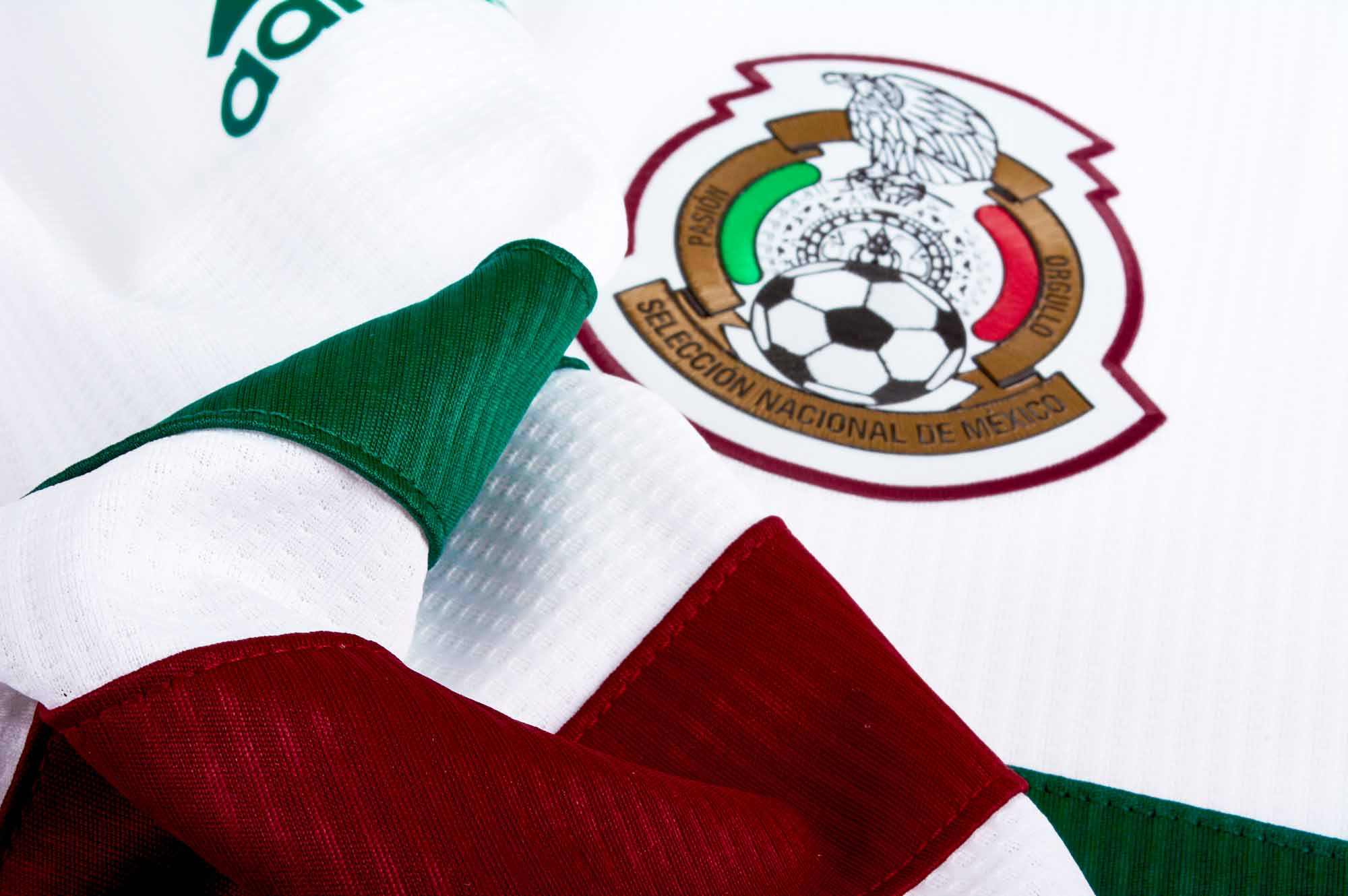 online store 90dac 6251a adidas Mexico Authentic Away Jersey 2018-19 - SoccerPro.com