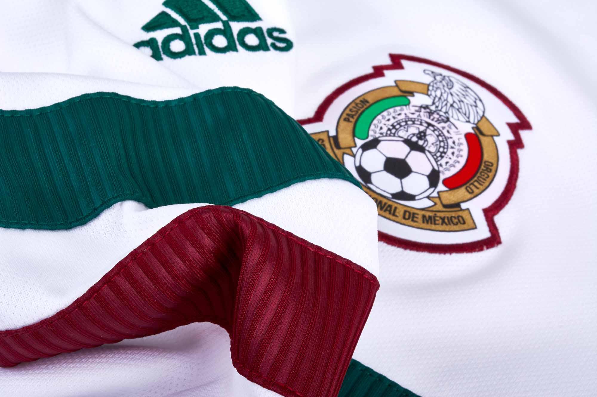 adidas Mexico Away Jersey 2018-19 - SoccerPro.com