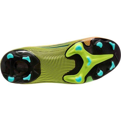Kids Nike MDS Mercurial Superfly 7 Academy FG – Lemon Venom