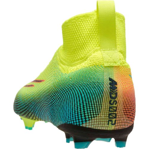 Kids Nike MDS Mercurial Superfly 7 Elite FG – Lemon Venom
