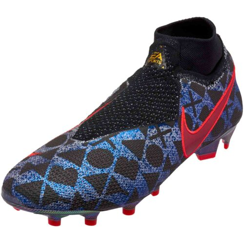 Nike Phantom Vision Elite FG – EA Sports – White/Black/Bright Crimson