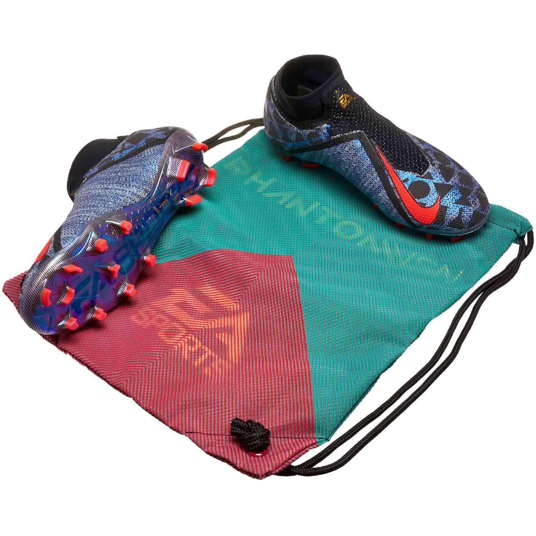 fe664518611 Nike Phantom Vision Elite FG – EA Sports – White Black Bright Crimson