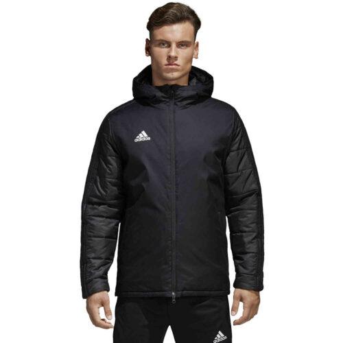 adidas Winter Jacket – Black/White